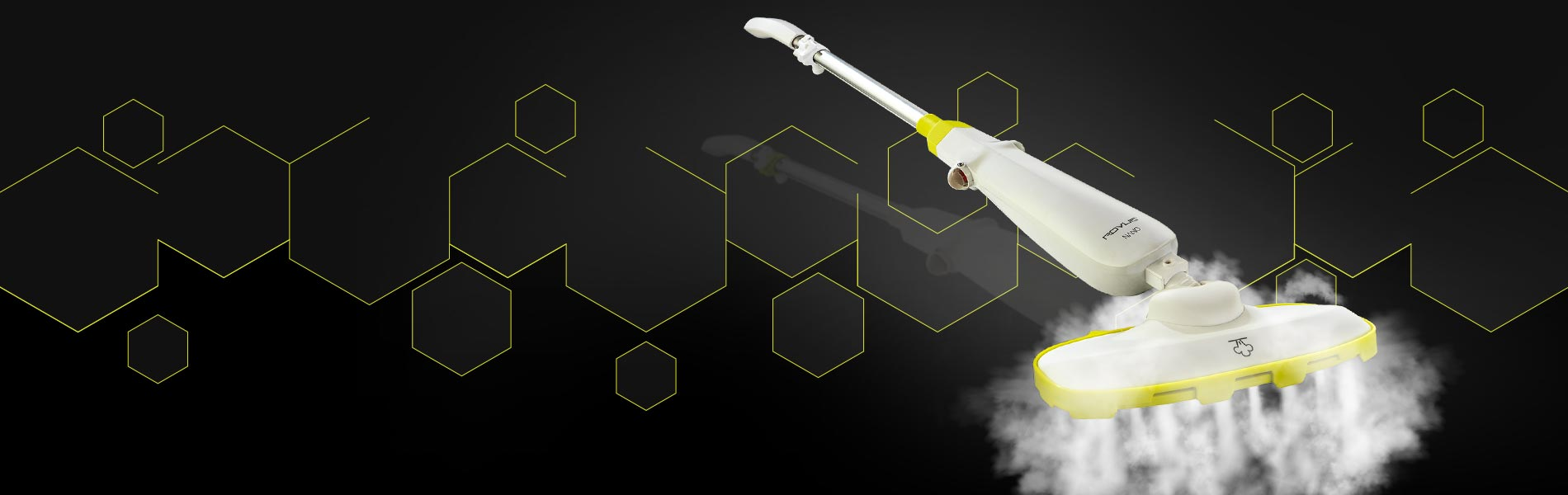 Shtupë higjienizuese me avull Nano