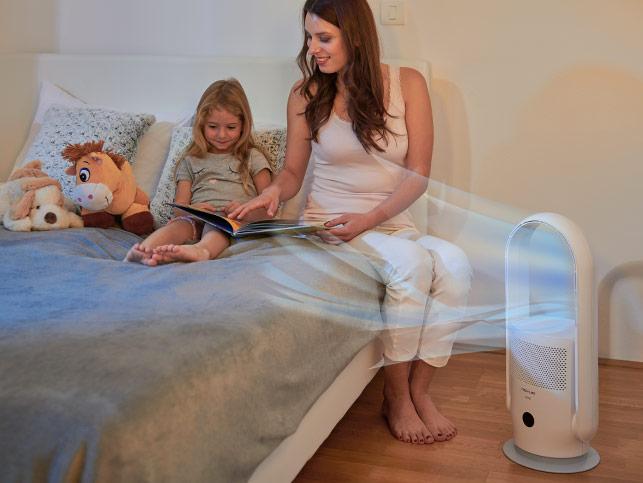 Ventilator Nano Bladeless